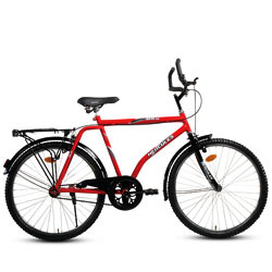 High-Agility Hercules BSA AXN DX Bicycle