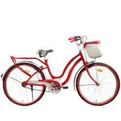 Eye-Catching BSA Ladybird Dazz Bicycle