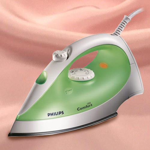 Classic Philips Steam Iron with 150 ml. Water Tank