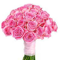 Gift Bunch of Pink Roses Online