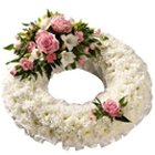 Wreath to show your Sympathy