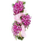 Magical Three-Tier Orchid Stems Arrangement