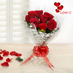 Sweet Sensation Rose Bouquet