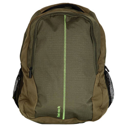 Chic Collection of Men�s Titan Fastrack Green Colored Backpack