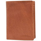 Elegant Gents Leather Wallet in Brown from Urban Forest