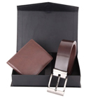 Ritzy Pack of Wallet and Belt