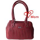 Rich Born's Lucent Texture Ladies Leather Handbag