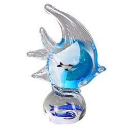 Crystal Glass Fish