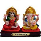 Lucky Lakshmi Ganesha show piece