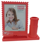 Invaluable Memories Photo Frame with Pen Stand