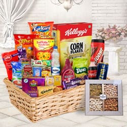 Enchanting Ultimate Food Breakfast Gift Hamper