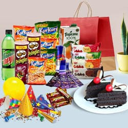 Special Treat Gourmet Food Hamper