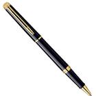 Waterman's Sublime Reverence Hemisphere Mars Black GT RB Pen