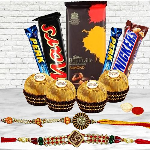 Caress-with-Sugar Raksha Bandhan Assembly