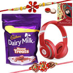 Delectable Rakhi Package