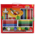 Wonderful Faber Castell Art Cart Gift Set for Kids