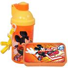 Fancy Lunch Break Mickey Pattern Tiffin Set