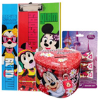 Fantastic Disney Minnie Pattern Stationery Set for Lovely Kids