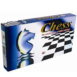 Fantastic Deluxe Chess the Game of Skill and Strategy
