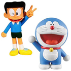 Fashionable Doremon N Suneo Action Figure for Smart Kids