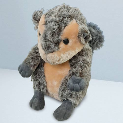 Very Pretty Squirrel Soft Toy