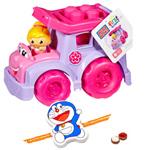 Mega Blok's Mind-Gladdening Plaything Carriage with Kids Rakhi and Roli Tilak Chawal