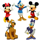 Spectacular Mickey Mouse Clubhouse Figurines for Smart Kids