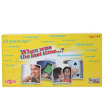 Terrific Zapak - When Was The Last Time Board Game