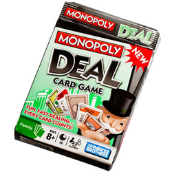 Master of Monopoly Deal Card Game