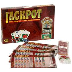 Jackpot Board Game