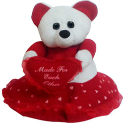 Wonderful Teddy Bear with Sweet Touch of Love