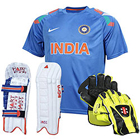 Indian Skipper MS Dhoni Wicket Keeping Kit