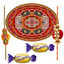 Exciting Rakhi Celebration Love Gift